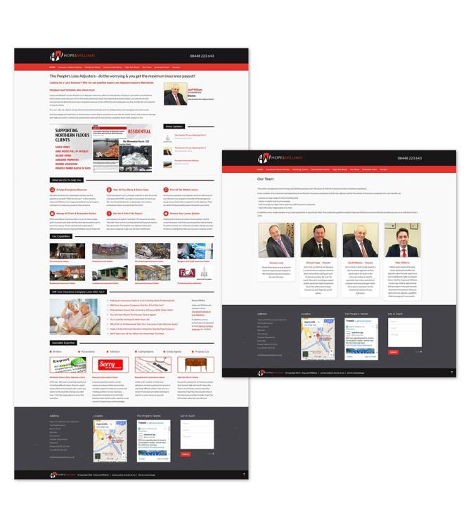 H&W-website
